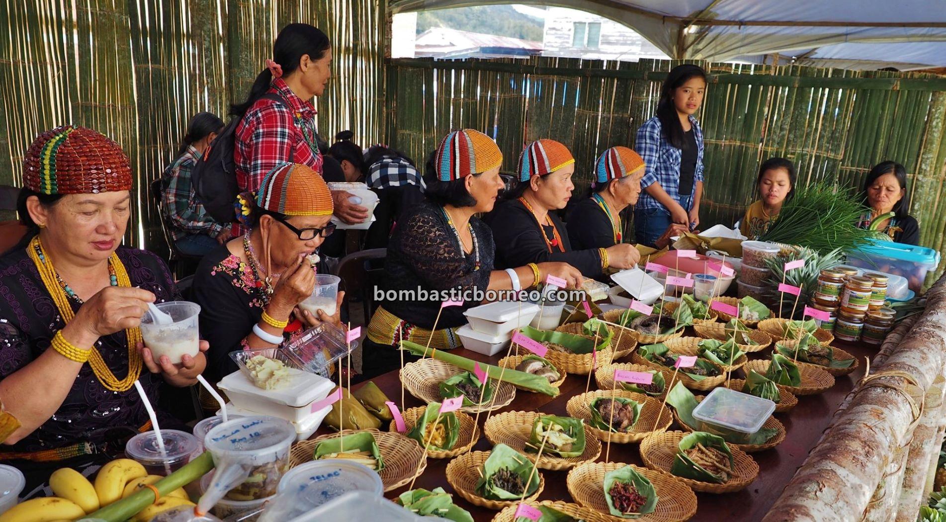 Pesta Nukenen, culture, culinary, indigenous, destination, dayak, orang Ulu, Kelabit people, Malaysia, Tourism, travel guide, Borneo, 探索婆罗洲游踪, 砂拉越巴里奥美食, 加拉毕族传统文化,