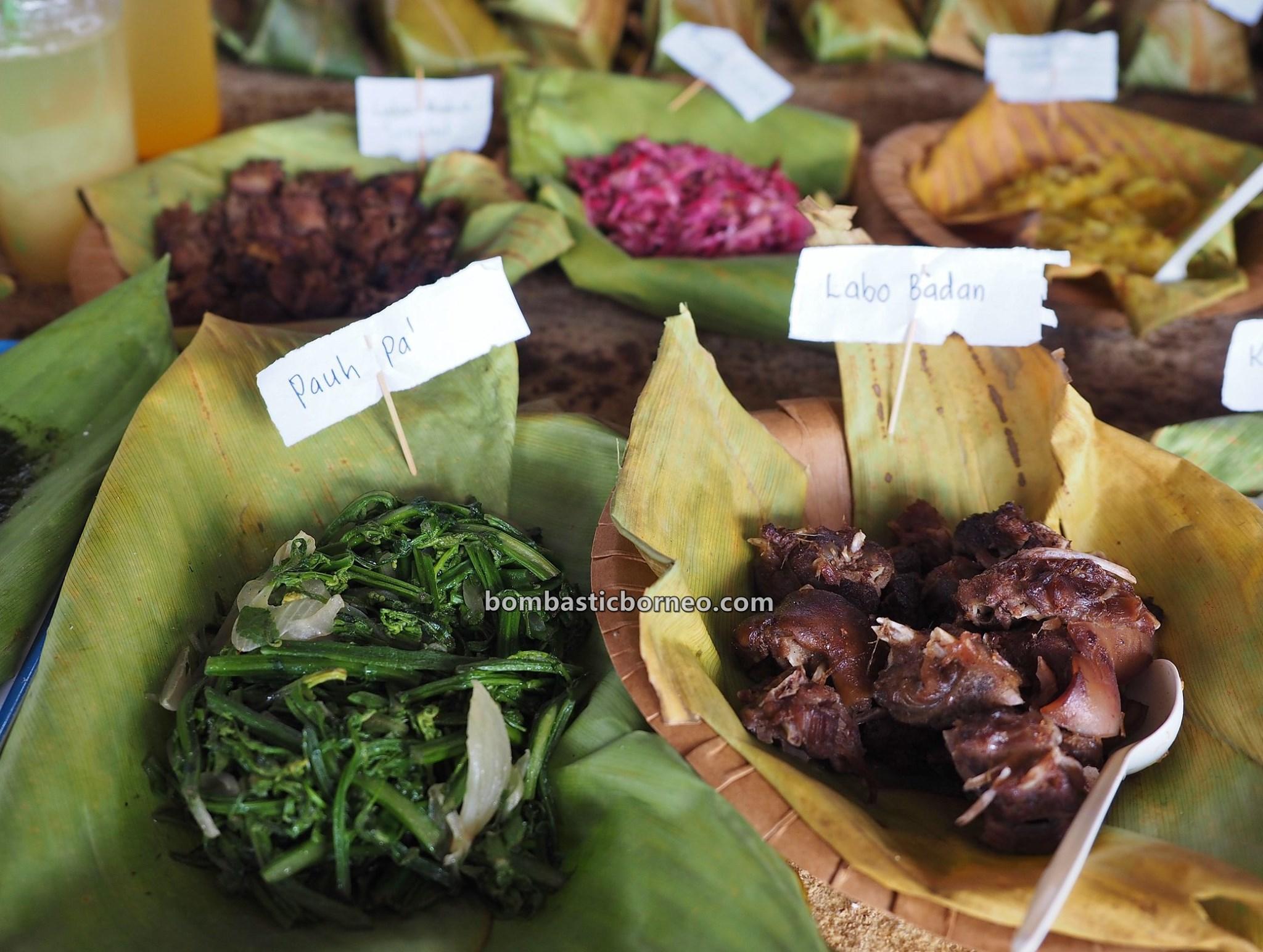 Pesta Nukenen, culture, culinary, authentic, traditional, dayak, native, Orang Ulu, Malaysia, Tourist attraction, travel guide, Borneo, 婆罗洲砂拉越达雅, 巴里奥乌鲁人美食, 原住民传统文化,
