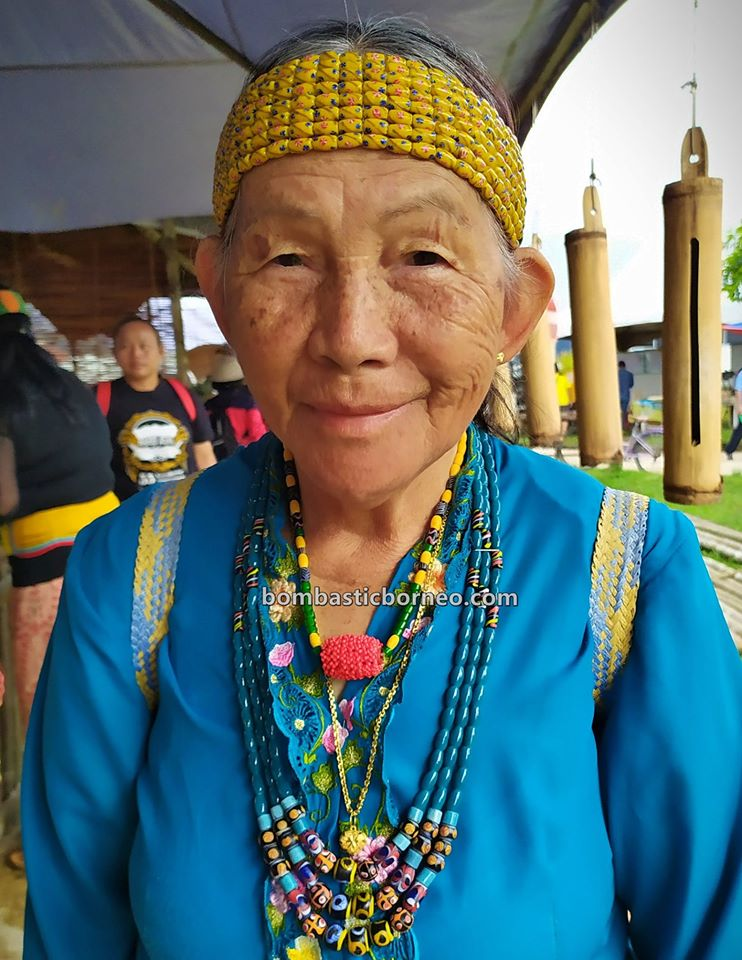 Food Cultural Festival, beads, authentic, indigenous, destination, Ethnic, native, orang ulu, tribal, highlands, Tourism, travel guide, 探索婆罗洲原住民, 砂拉越内陆高原, 加拉毕族传统文化,