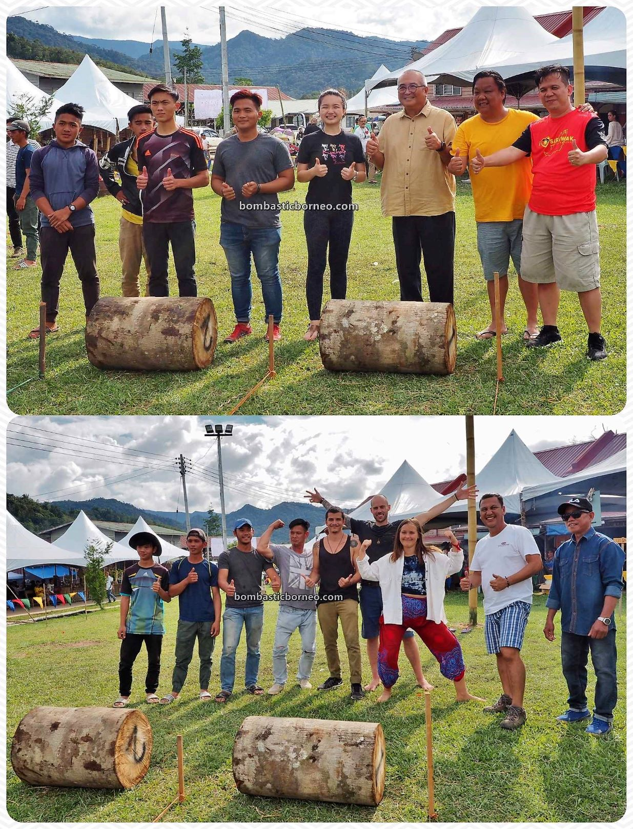 Pesta Nukenen, Bario Food Culture Festival, traditional, authentic, backpackers, Dayak, Orang Ulu, tribal, Kelabit Highlands, event, Malaysia, Tourism, 跨境婆罗洲游踪, 巴里奥加拉毕族文化, 乌鲁人土著部落