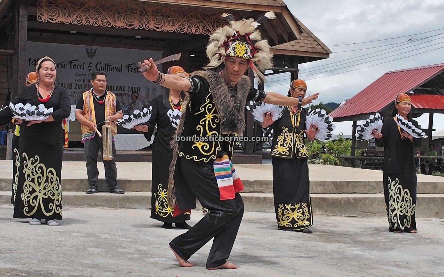 Pesta Nukenen, Bario Food Cultural Festival, traditional dance, authentic, destination, exploration, Dayak, Orang Ulu, tribe, Highlands, travel guide, Borneo, 婆罗洲达雅传统舞蹈, 砂拉越乌鲁人部落, 巴里奥加拉毕族文化,