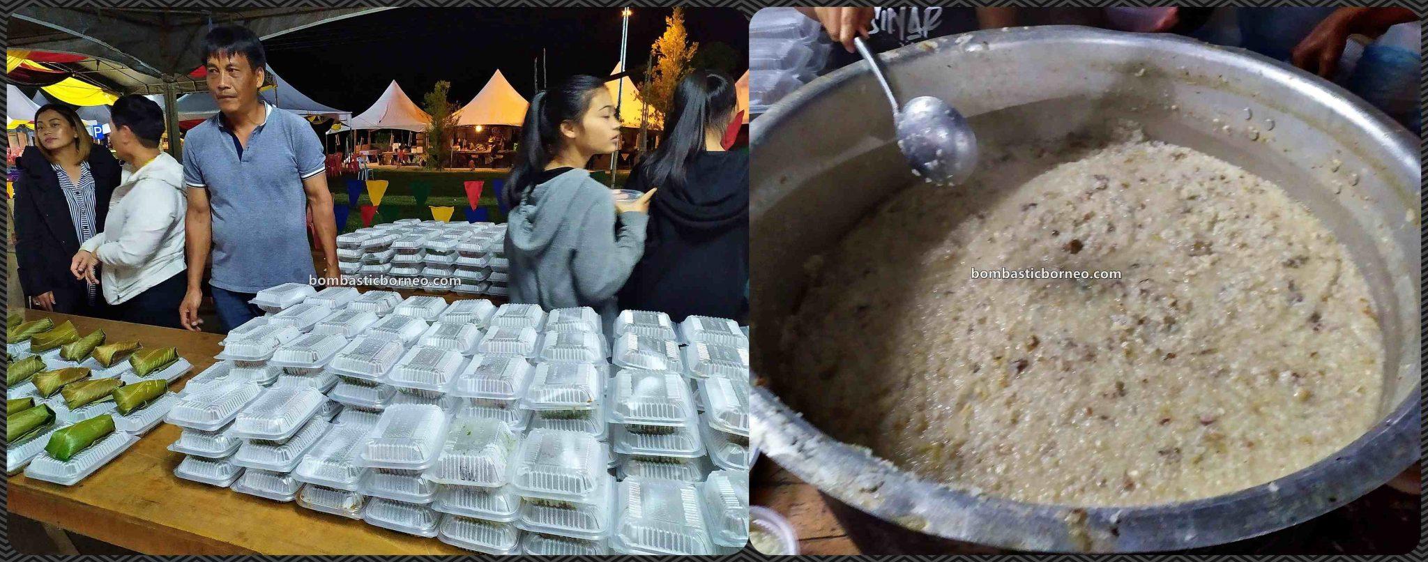 Bario Food Cultural Festival, culinary, Kelabit porridge, authentic, traditional, dayak, Ethnic, native, Orang Asal, tribe, Kelabit highlands, Malaysia, Tourism,