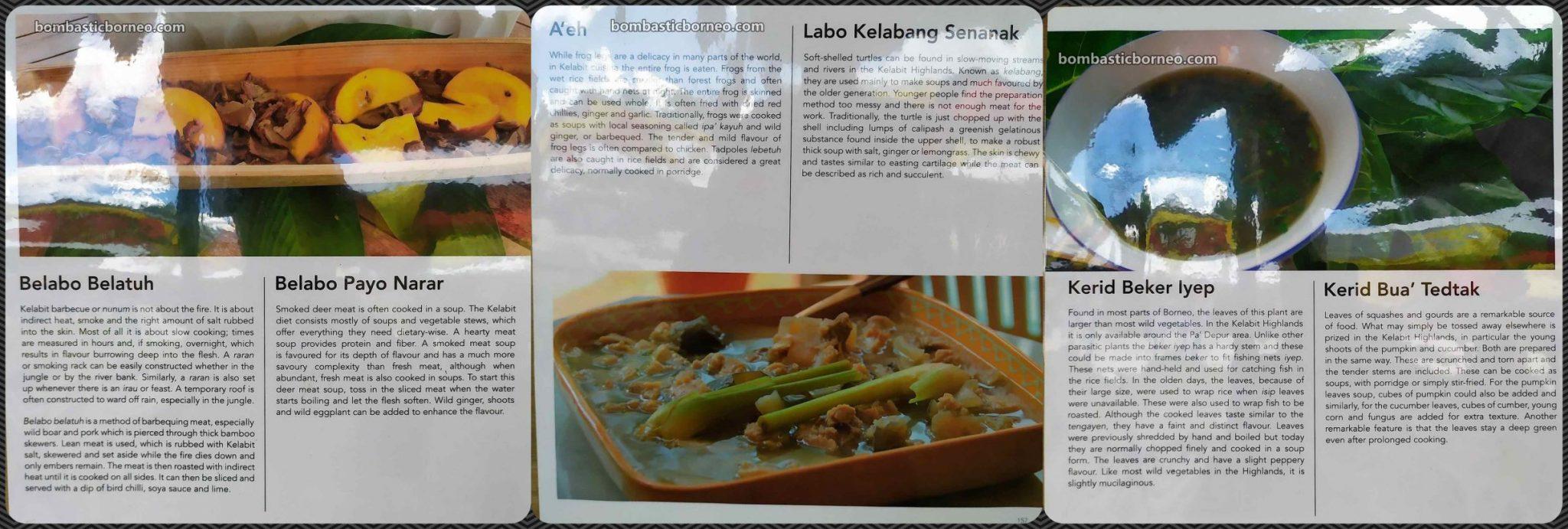Pesta Nukenen, culture, exotic culinary, authentic, exploration, dayak, Ethnic, native, tribal, Kelabit Highlands, Malaysia, Tourism, travel guide, 马来西亚砂拉越, 巴里奥加拉毕传统美食