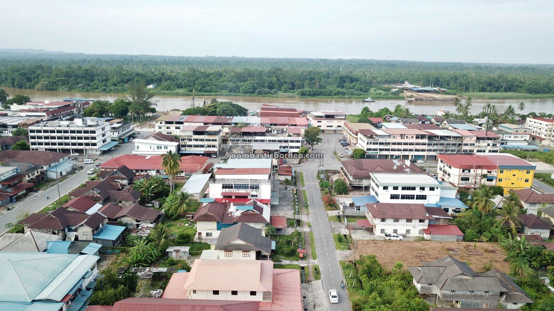 backpackers, Destination, exploration, Fort Hose, museum, Sungai Baram, Baram river, Miri, Marudi, Malaysia, Sarawak, town, Tourism, travel guide, Trans Borneo