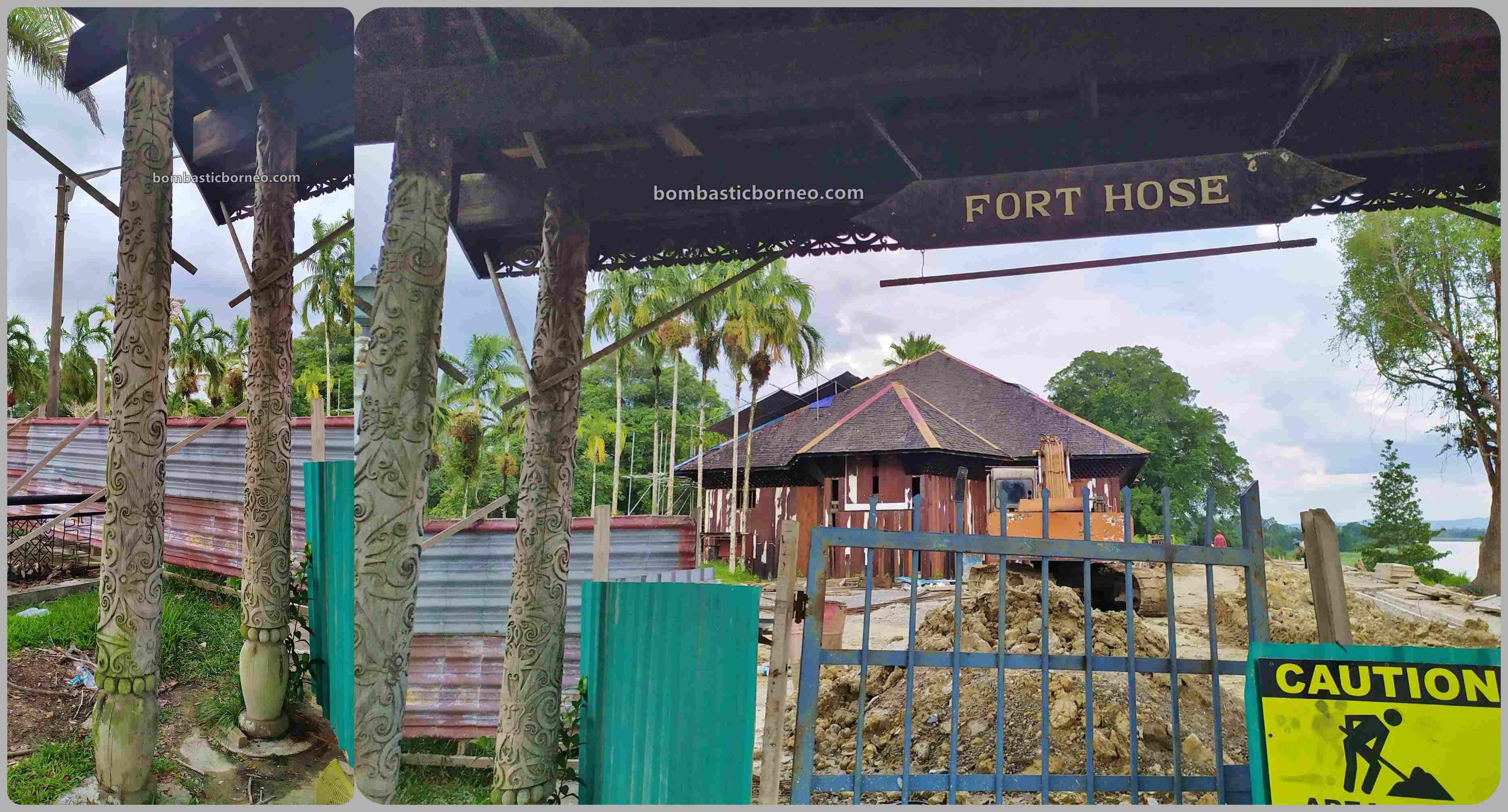 backpackers, Destination, exploration, Kubu Hose, muzium, Miri, town, Tourist attraction, travel guide, Cross Border, Borneo, 探索婆罗洲砂拉越, 马来西亚马鲁帝博物院