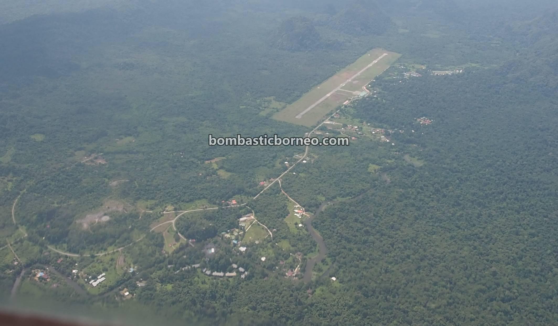 Mas wings flight, twin otter, adventure, Transportation, interior village, backpackers, exploration, Miri, Tourism, tourist attraction, cross border, 探索婆罗洲砂拉越, 马来西亚内陆机场