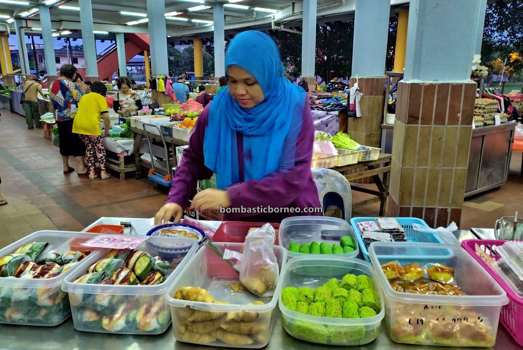 fruits, vegetable, backpackers, Destination, exploration, Pasar tamu, native, Miri, town, Tourism, tourist attraction, Trans Borneo, 马来西亚美里, 砂拉越马鲁帝早市,
