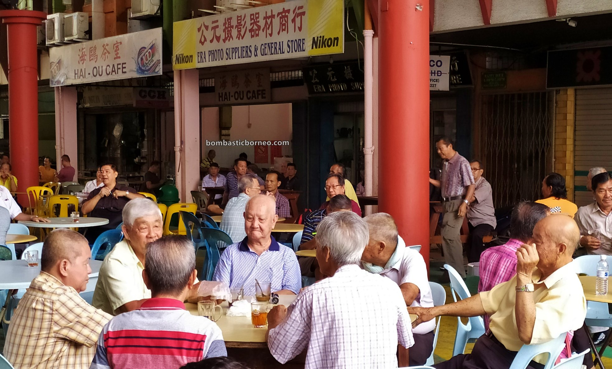 backpackers, destination, Discover Miri City, exploration, Senior Citizen Street, tourist attraction, travel guide, Borneo, 探索婆罗洲游踪, 马来西亚砂拉越, 美里老人街旅游景点