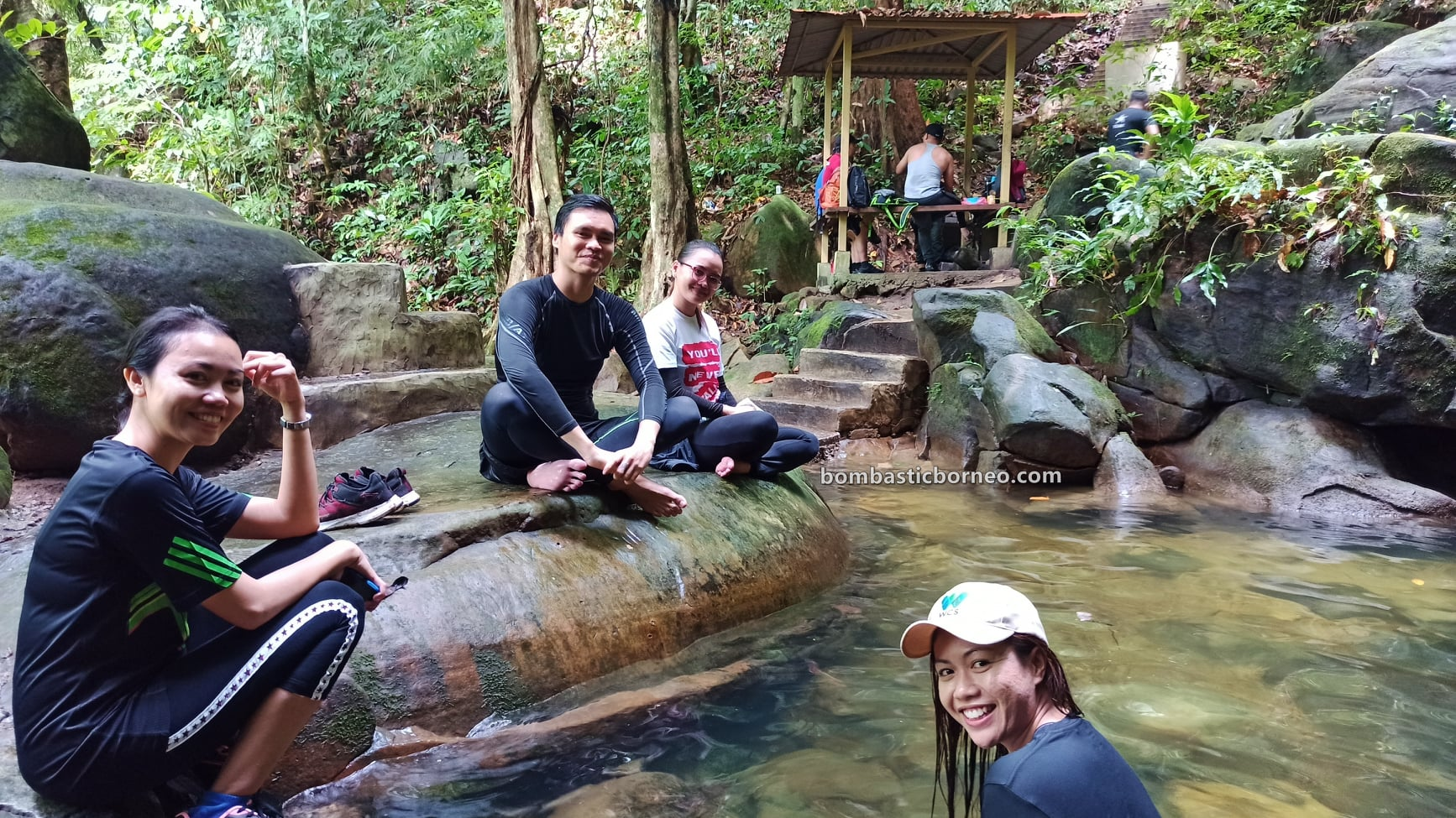 Air Terjun Satow, Kampung Bobak, outdoor, alam, destination, Bau, Singai, Malaysia, tarikan pelancong, tourist attraction, travel local, Trans Borneo, 探索婆罗洲游踪, 马来西亚砂拉越, 古晋瀑布旅游景点