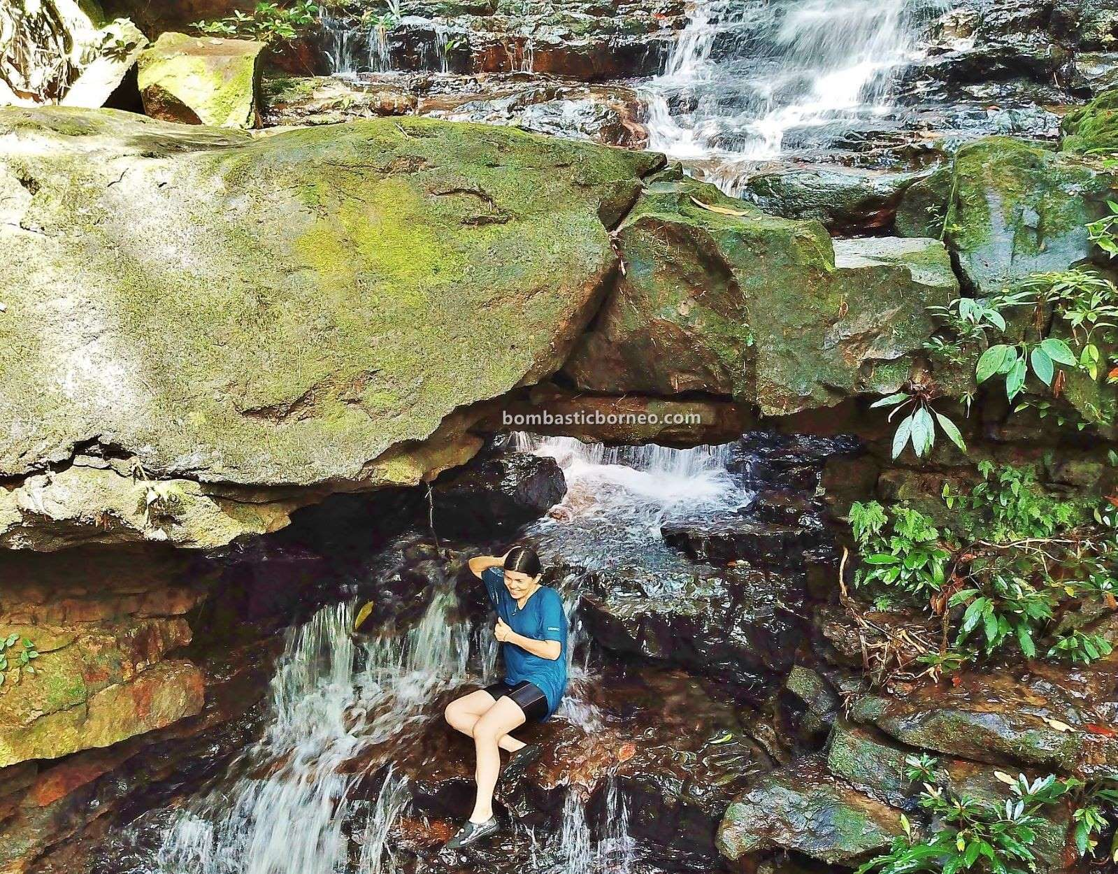 Air Terjun Satow, Kampung Bobak, alam, hiking, exploration, Bau, Singai, Kuching, Malaysia, Tourism, tourist attraction, Borneo, 探索婆罗洲游踪, 马来西亚砂拉越, 古晋石隆门旅游景点