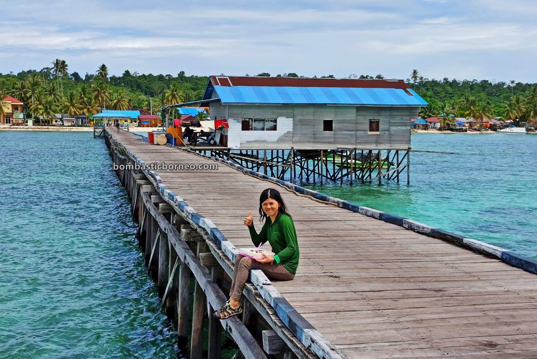 Pulau Maratua, Kampung Payung-Payung, Bajau village, backpackers, Destination, exploration, hidden paradise, holiday, Berau, East Kalimantan, Wonderful Indonesia, objek wisata, travel guide, Trans Border, Borneo,
