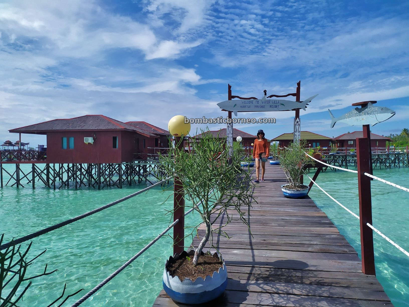 Derawan Archipelago, Maratua Paradise Resort, Destination, diving spot, snorkelling, nature, holiday, vacation, Berau, Kalimantan Timur, Indonesia, wisata alam, tourist attraction, travel guide, Borneo