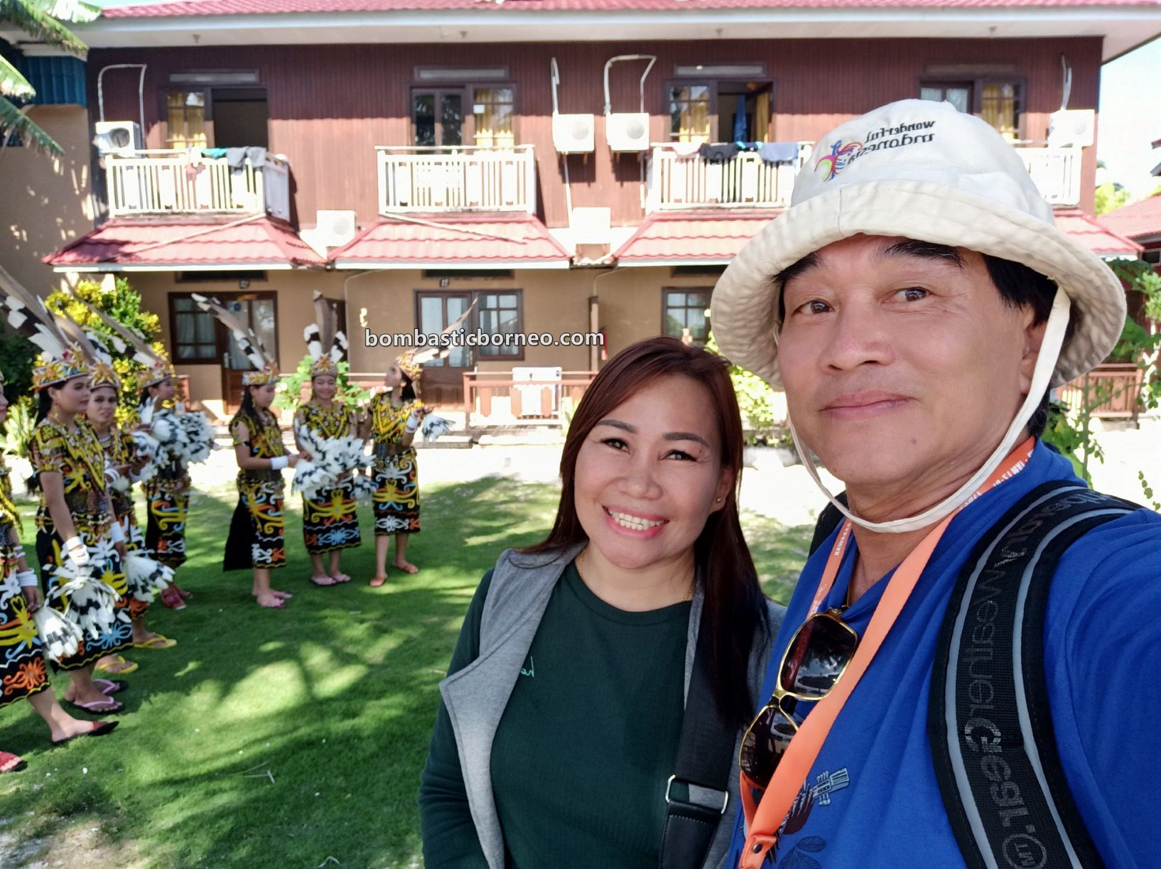 Familiarisation trip, Kepulauan Derawan, Pulau Derawan, exploration, vacation, Berau, Objek wisata, Pariwisata, Tourism, travel guide, Cross Border, Borneo, 探索婆罗洲游踪, 印尼东加里曼丹,