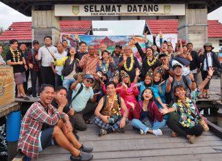 Express Boat ride, adventure, nature, backpackers, destination, exploration, Bajau village, Berau, East kalimantan, wisata alam, Pariwisata, travel guide, Trans Borneo, 婆罗洲印尼游踪, 东加里曼丹达拉湾岛,