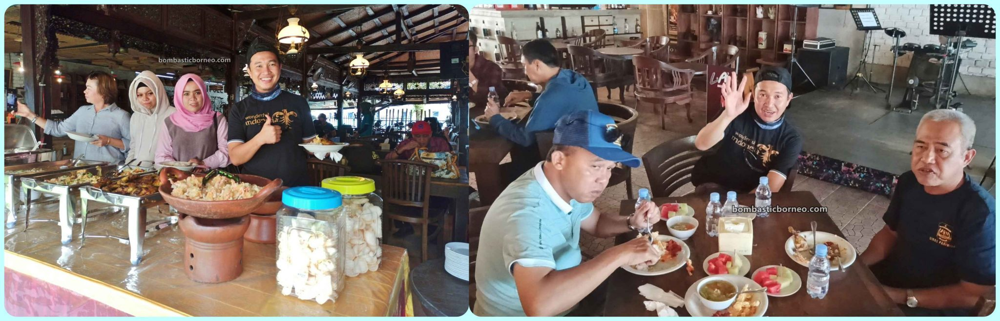 backpackers, destination, exploration, Indonesia, Kaltara, Malabar Cafe, objek wisata, Pariwisata, Tourism, tourist attraction, Trans Border,
