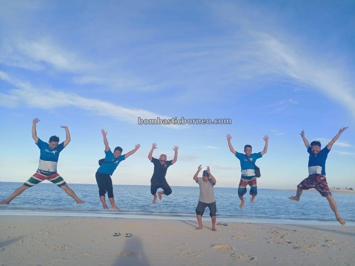Pulau Pasir Putih, backpackers, destination, exploration, nature, outdoors, vacation, Berau, Kalimantan Timur, Pariwisata, Tourism, travel guide, Borneo, 印尼东加里曼丹, 婆罗洲潜水天堂,