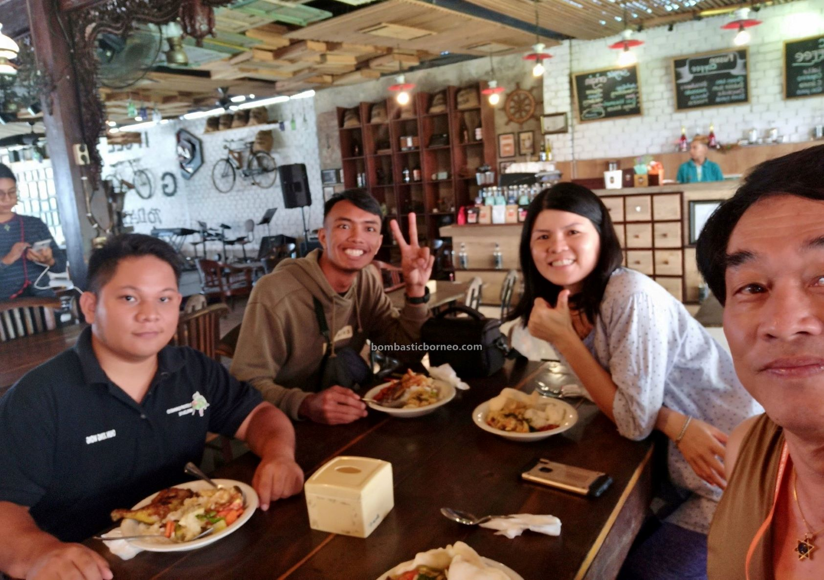 FAM Trip, exploration, Indonesia, Kalimantan Utara, Kaltara, objek wisata, Pariwisata, Tourism, tourist attraction, Cross Border, Trans Borneo, 北加里曼丹打拉根岛,