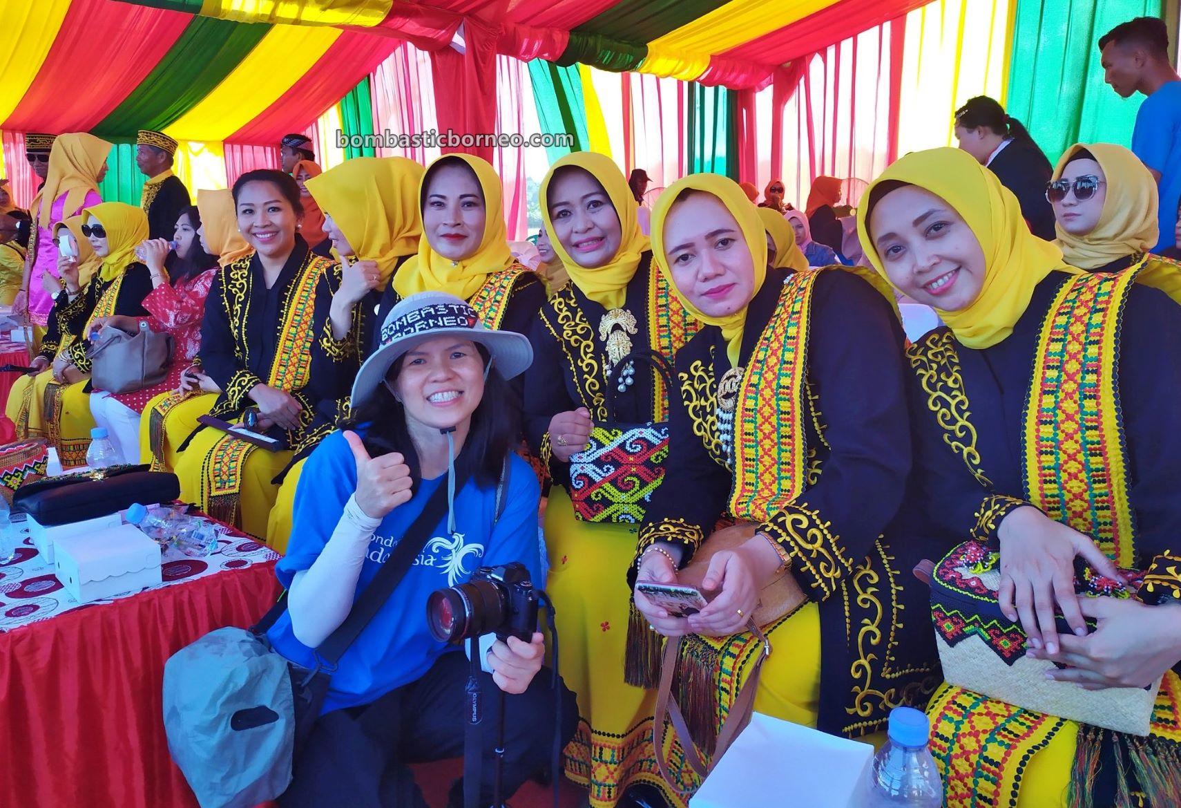 Festival Iraw Tengkayu, Suku Dayak Tidung, indigenous, culture, event, Ethnic, native, tribe, Indonesia, Kalimantan Utara, Tarakan, Pariwisata, Tourism, travel guide, Borneo,