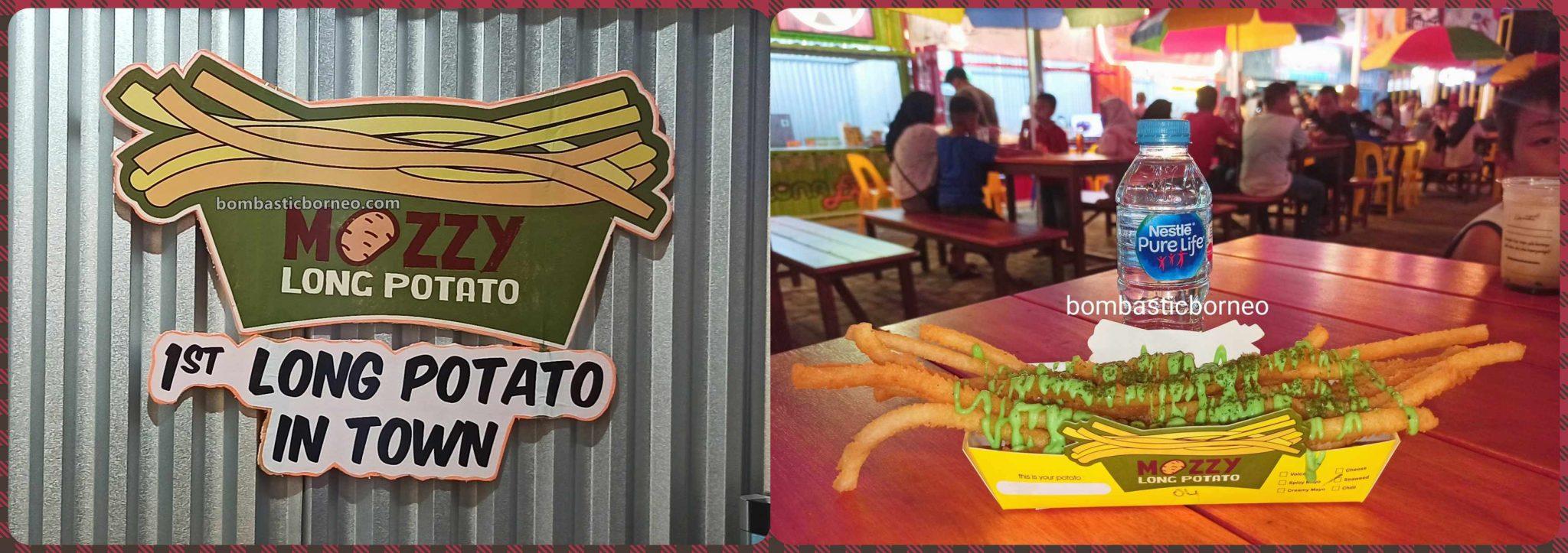 food court, backpackers, destination, exploration, Obyek wisata, tourist attraction, travel guide, Trans Border, Borneo, 印尼北加里曼丹, 打拉根岛旅游景点,