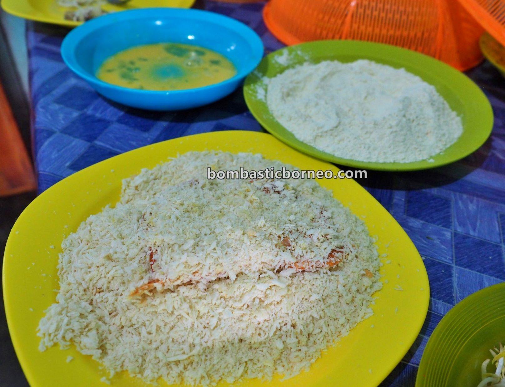 Kepiting Soka, Soft Shell Crab Farm, destination, Exotic Delicacy, seafood, Kalimantan Utara, Kaltara, Pariwisata, tourist attraction, Borneo,