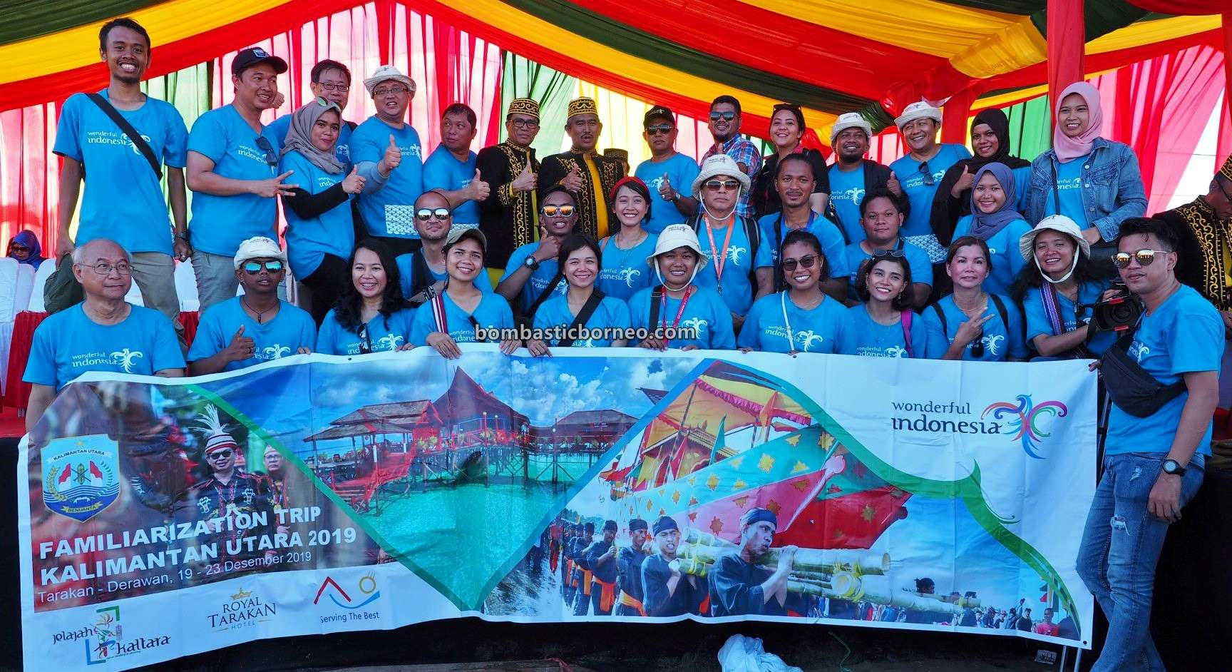 authentic, traditional, culture, backpackers, event, exploration, North Kalimantan, Amal Beach, Obyek wisata, Tourism, travel guide, Cross Border, Borneo, 穿越婆罗洲印尼游踪, 北加里曼丹打拉根岛