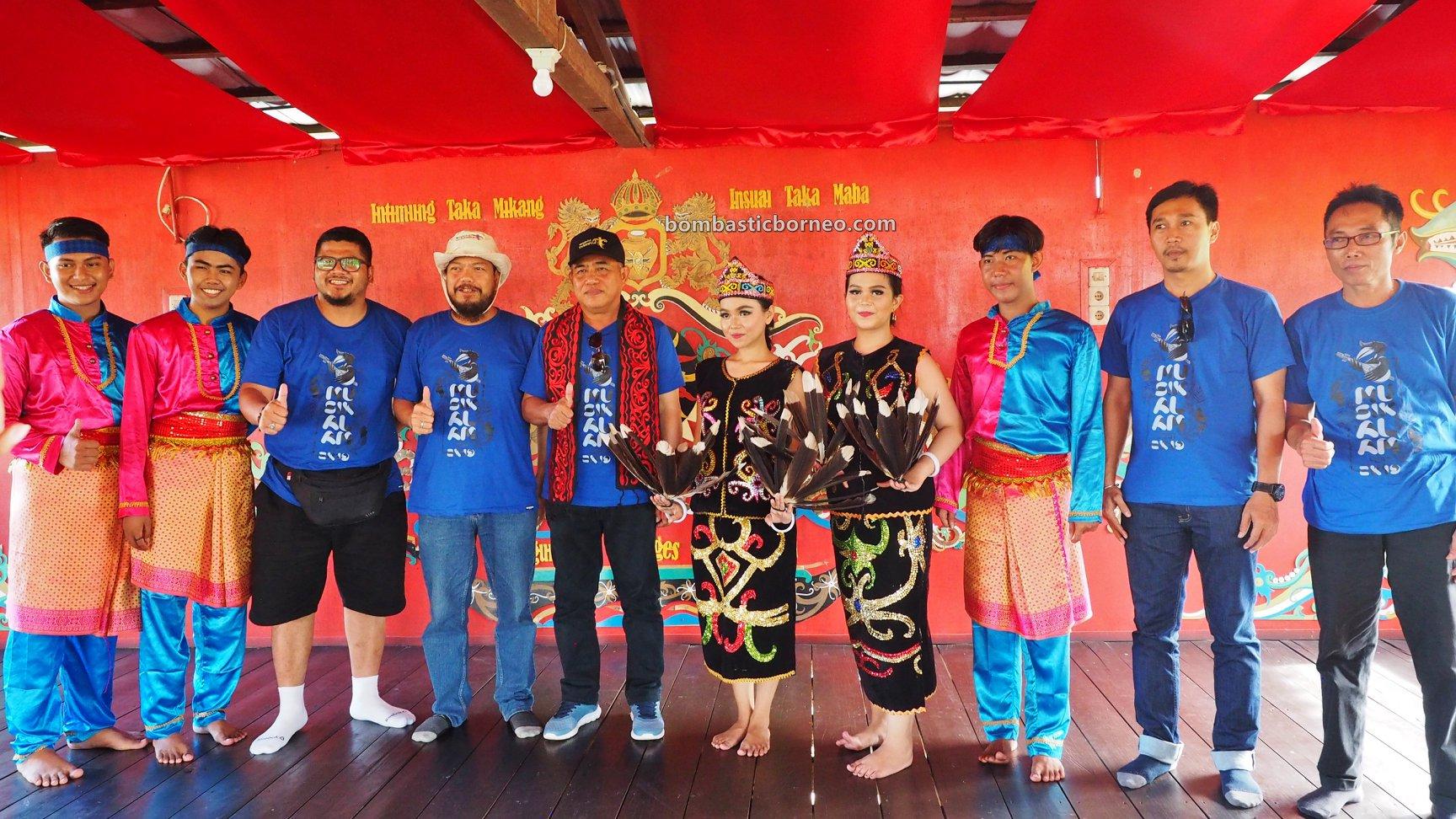 Rumah Baloy Mayo, Suku Dayak Tidung, Culture, exploration, Ethnic, native, tribe, Indonesia, North Kalimantan, Pariwisata, Tourism, Borneo, 婆罗洲印尼游踪, 北加里曼丹达雅文化, 打拉根土著部落