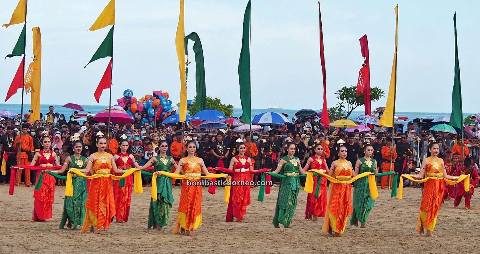 Suku Dayak Tidung, upacara adat, authentic, indigenous, culture, event, native, tribe, Kalimantan Utara, Pariwisata, travel guide, Borneo, 婆罗洲北加里曼丹, 打拉根岛旅游景点, 印尼原住民传统文化
