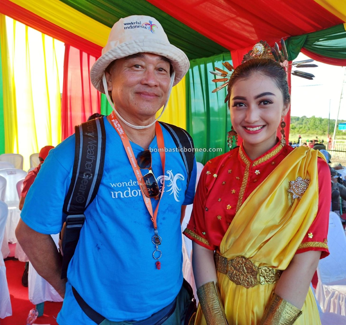 Festival Iraw Tengkayu, culture, traditional, destination, event, Ethnic, native, tribal, Kalimantan Utara, Pariwisata, Tourism, trans borneo, 探索婆罗洲印尼游踪, 北加里曼丹打拉根岛