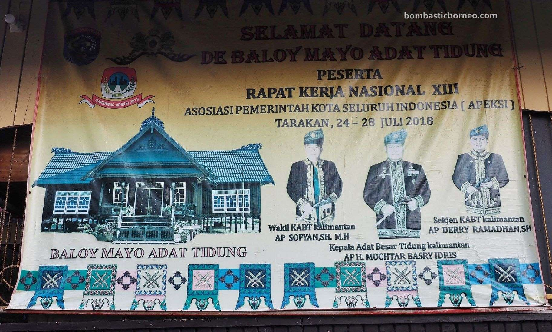 Suku Tidung House, Heritage Centre, culture, traditional, Ethnic, native, exploration, destination, Indonesia, wisata budaya, Tourism, travel guide, Borneo, 探索婆罗洲打拉根岛, 北加里曼丹旅游景点