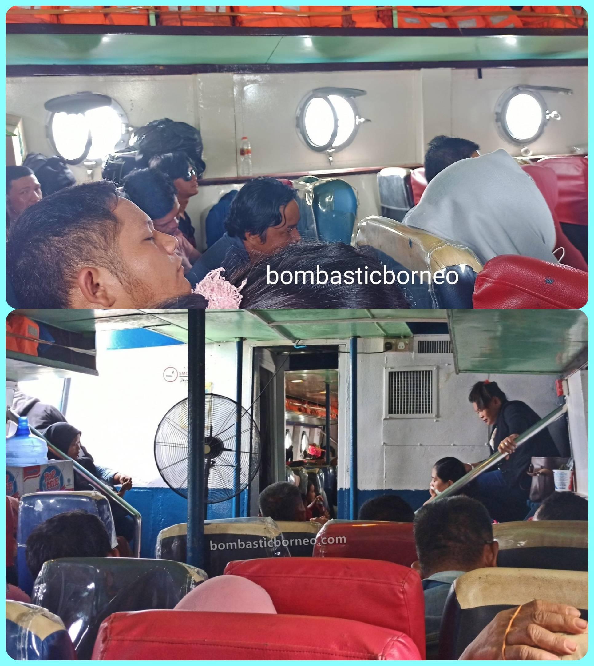 ferry, express boat, Kapal Besar, international, Transportation, backpackers, destination, exploration, Indonesia, North Kalimantan, Tourism, Cross Border, Borneo, 穿越婆罗洲游踪, 印尼北加里曼丹