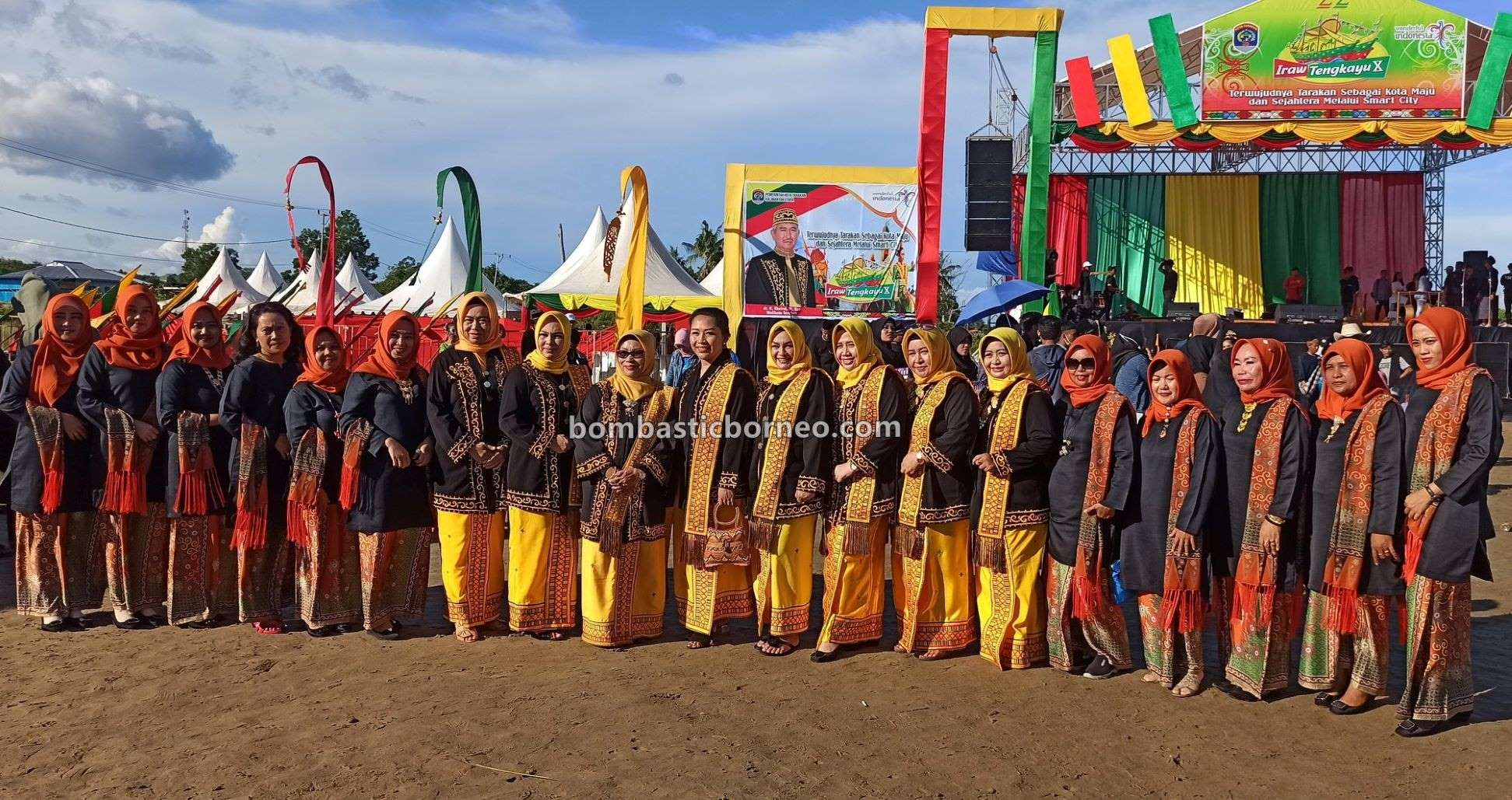 Festival Iraw Tengkayu, indigenous, destination, event, Ethnic, native, tribe, Indonesia, Pariwisata, Tourism, travel guide, Trans Borneo, 探索婆罗洲印尼, 北加里曼丹原住民, 打拉根达雅文化
