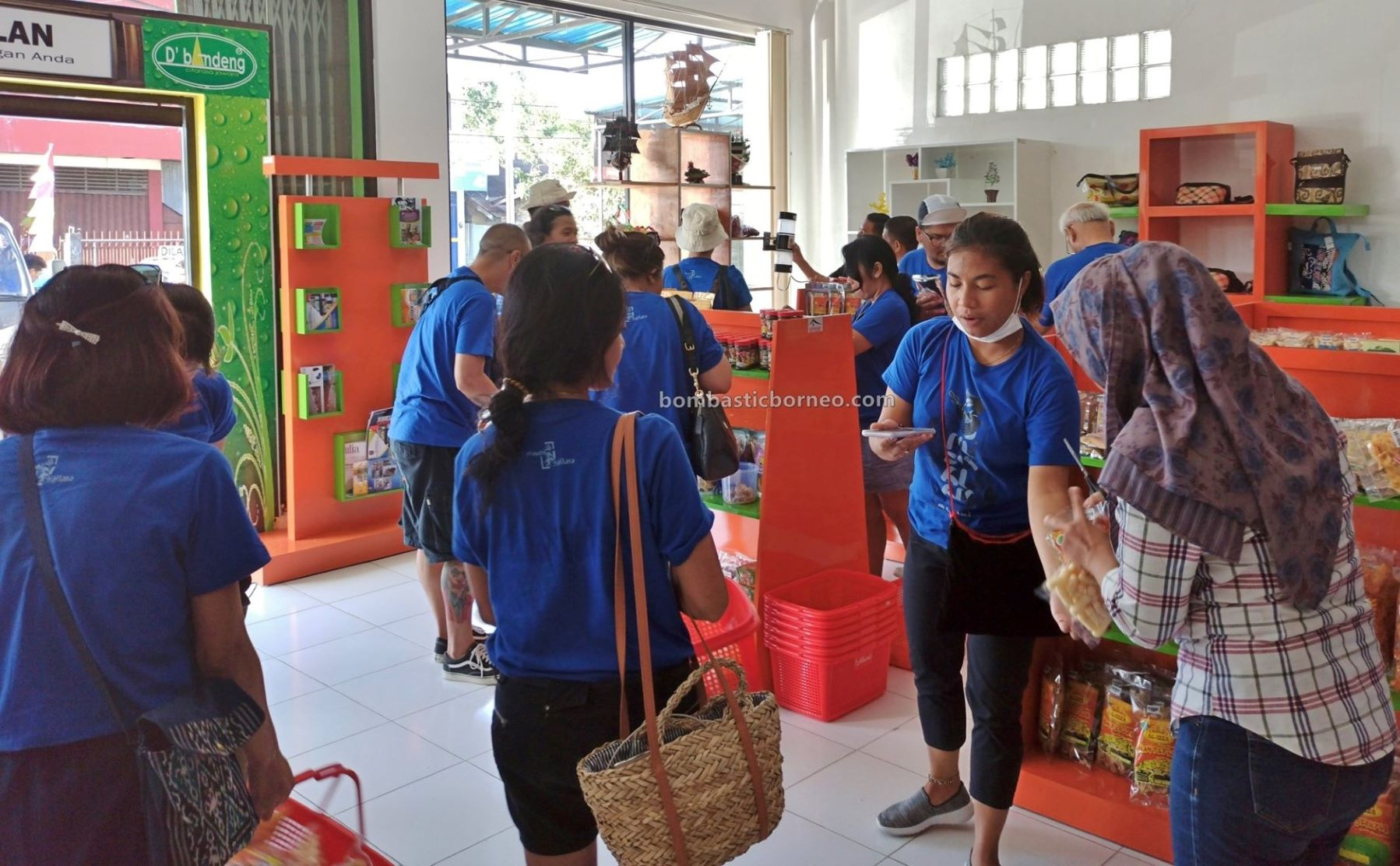 local products, backpackers, destination, exploration, Indonesia, Obyek wisata, Tourist attraction, tourism, travel guide, Borneo, trans border, cross border, 印尼北加里曼丹, 打拉根岛旅游景点,