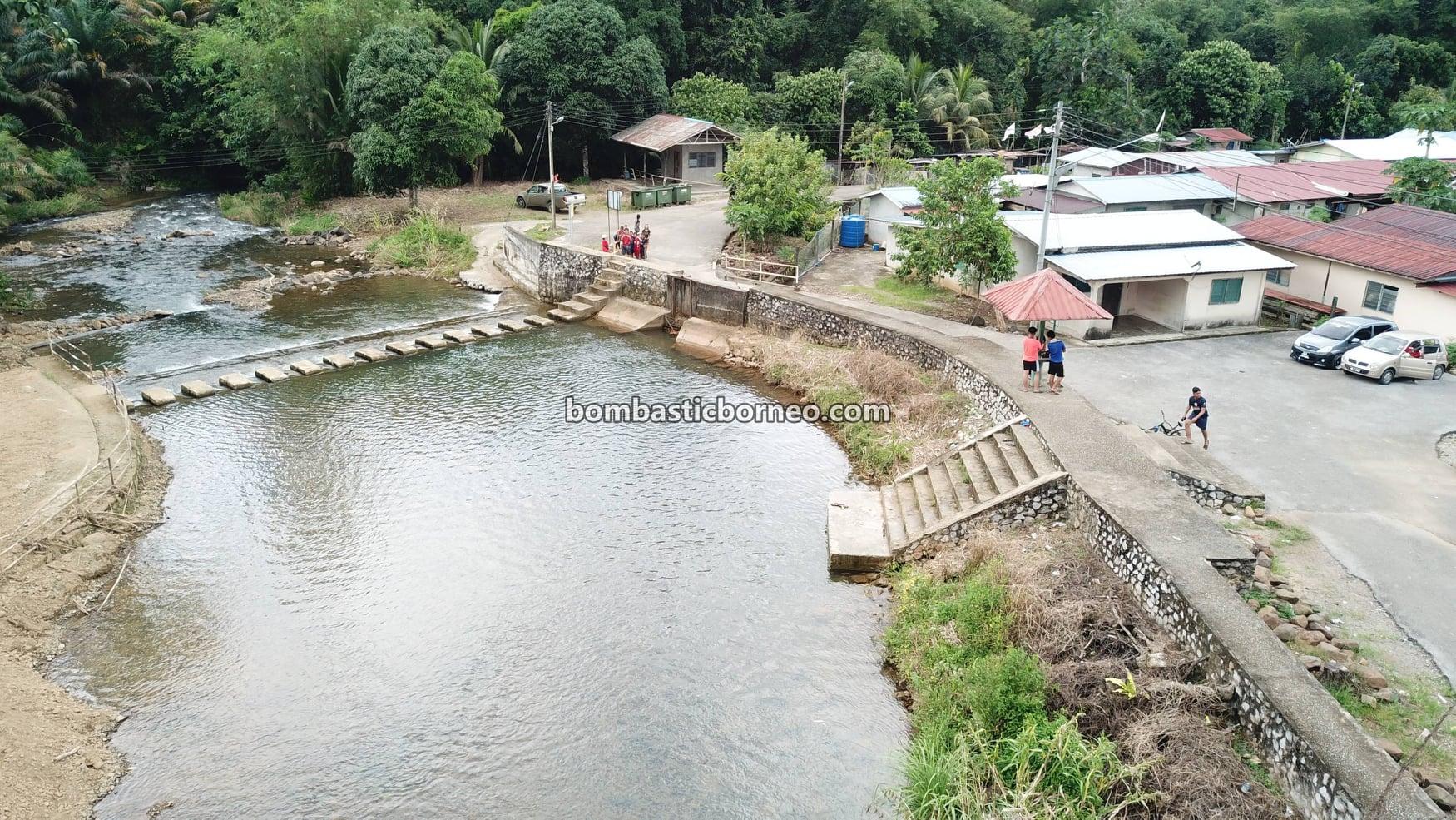 Kampung Bunan Gega, native, paddy field, exploration, Malaysia, Tourism, travel guide, travel local, Trans Borneo, 探索婆罗洲游踪, 马来西亚砂拉越, 西连比达友村庄