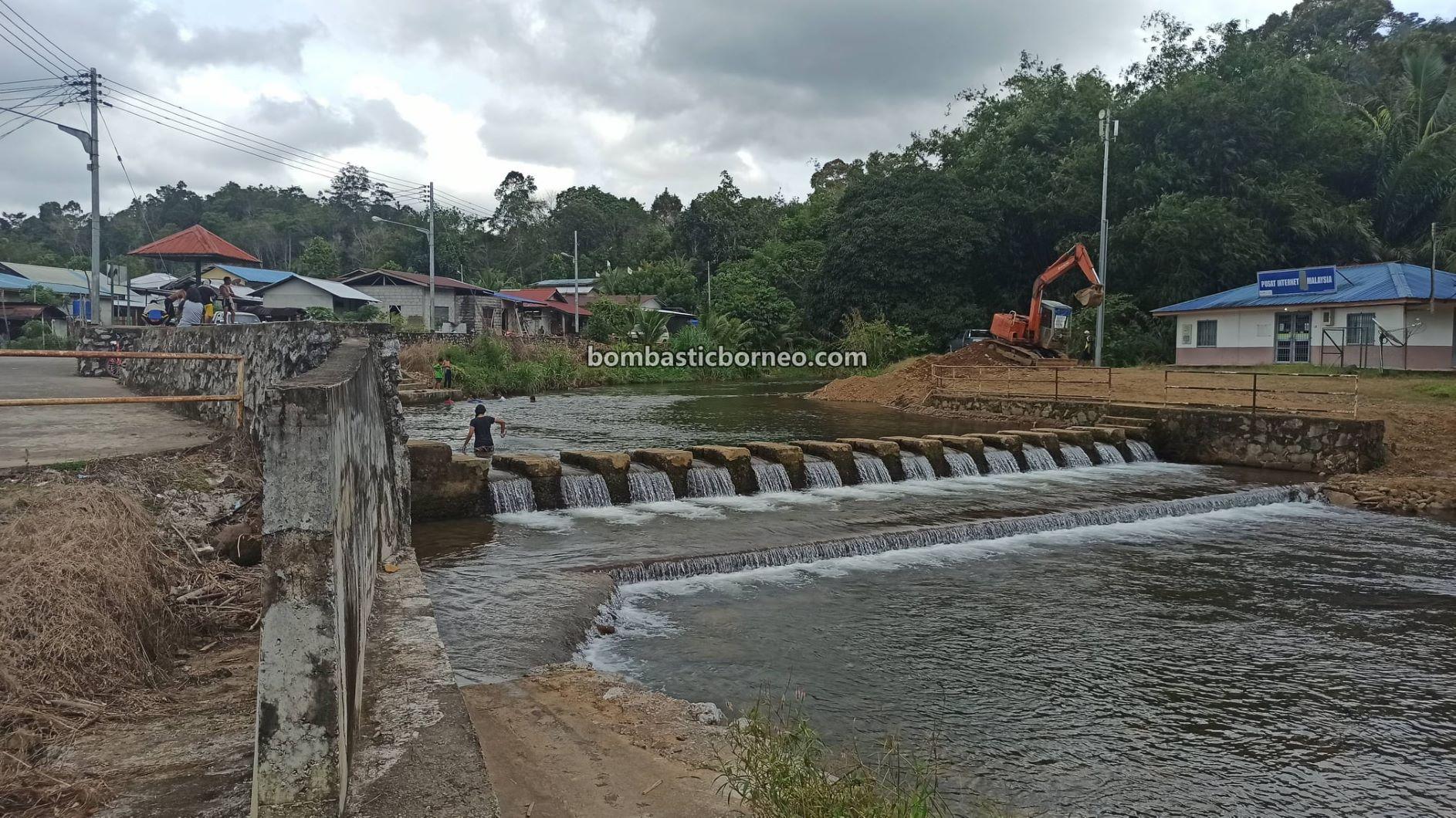 Kampung, Sawah Padi, Dayak Bidayuh, native, exploration, Sarawak, Malaysia, travel guide, Borneo, 探索婆罗洲砂拉越, 马来西亚西连,