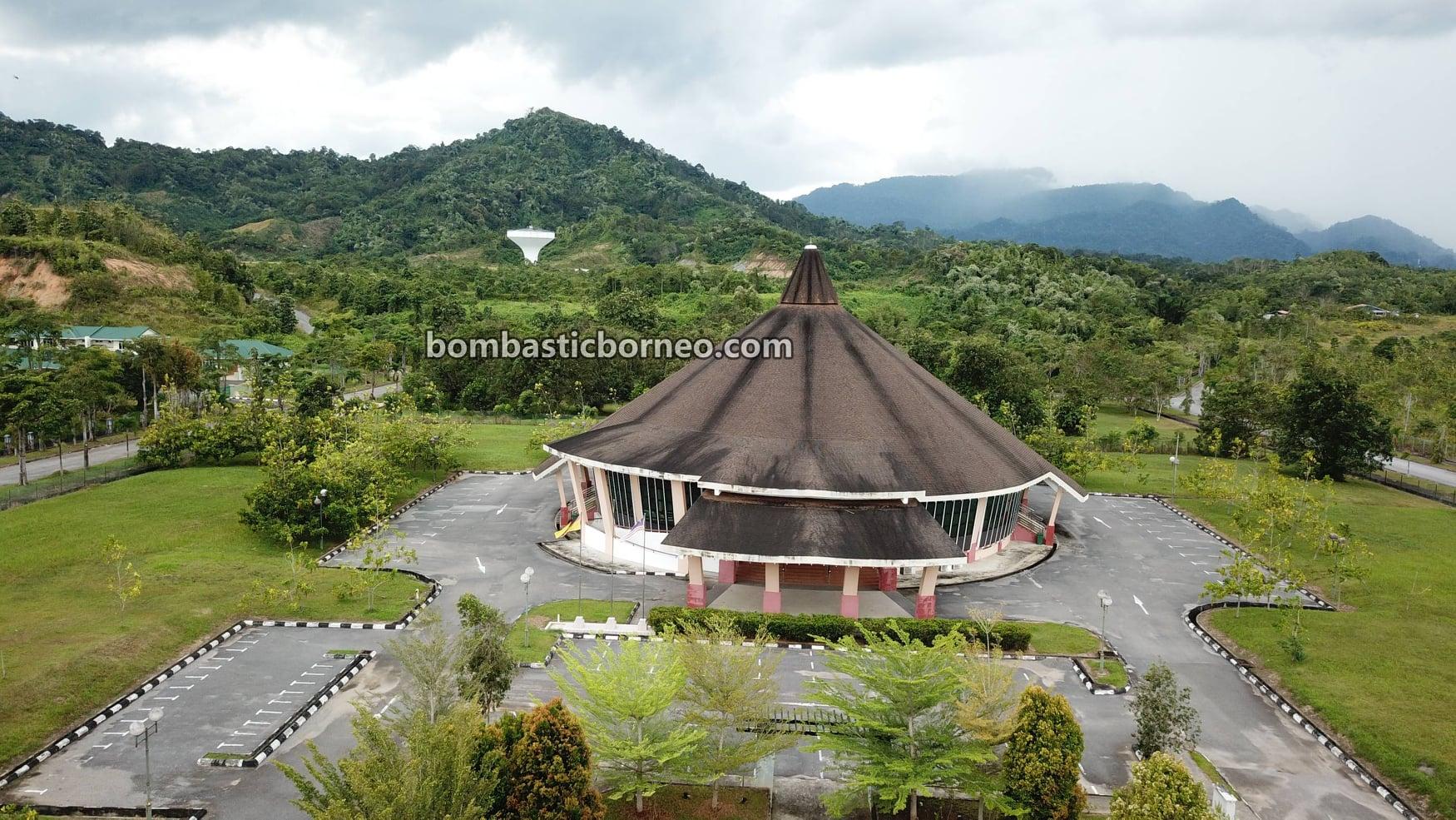 KLB Garden, holiday, backpackers, destination, exploration, objek wisata, Tourism, travel locally, Trans Border, Borneo, 穿越婆罗洲游踪, 马来西亚砂拉越, 西连打必律旅游景点