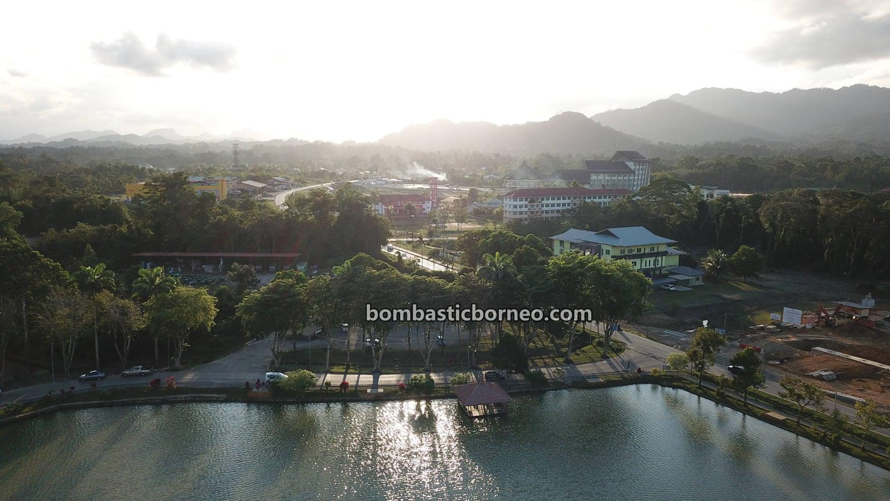 town, Danu Lake, Serian Piazza, destination, exploration, objek wisata, Tourism, tourist attraction, travel guide, Borneo, 探索婆罗洲游踪, 马来西亚, 砂拉越西连,