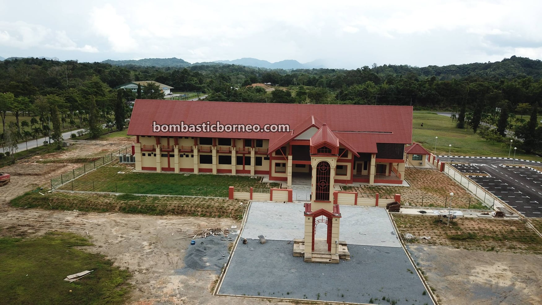 Pejabat Daerah Tebedu, KLB Garden, Agro Park, exploration, Tourism, tourist attraction, travel guide, Borneo, 马来西亚砂拉越, 西连打必律