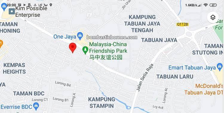 Malaysia-China Friendship Park, Garden Park, Laksamana Cheng Ho, destination, outdoor, exercise, jogging, Sarawak, Tourism, tourist attraction, travel locally, Borneo, 砂拉越古晋旅游景点, 马中友谊公园鄭和, 健康运动地方,