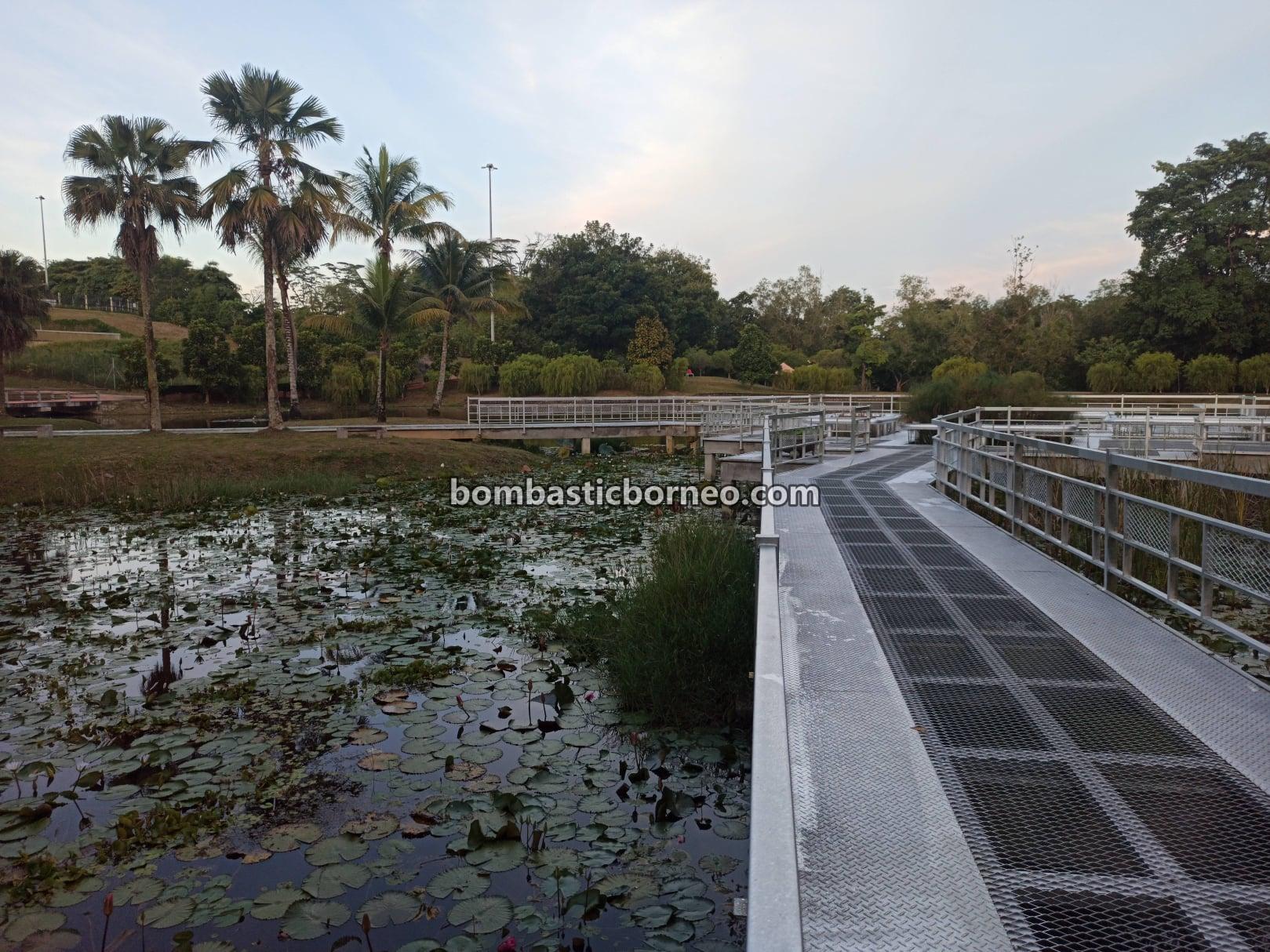 Sarawak Botanical Garden, recreational park, outdoor, exercise, jogging, walking, nature, Malaysia, Borneo, manmade lake, Tourism, tourist attraction, travel locally, 砂拉越植物园, 古晋健康运动地方,