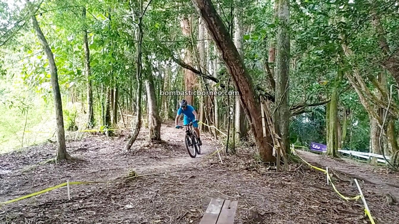 mountain bike track, mountain bike trails, MTB, Kuching Civic Centre, Le'Park Kuching, biking, outdoor, exercise, sports, trekking, off road, Borneo, Sarawak, Malaysia, Tourism,