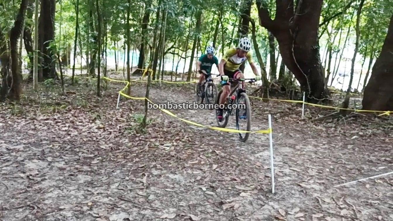 mountain bike track, mountain bike trails, MTB, Kuching Civic Centre, Le'Park Kuching, biking, exercise, trekking, recreational park, tempat senaman, Sarawak, Tourism, travel guide, 古晋运动地方, 越野自行车道