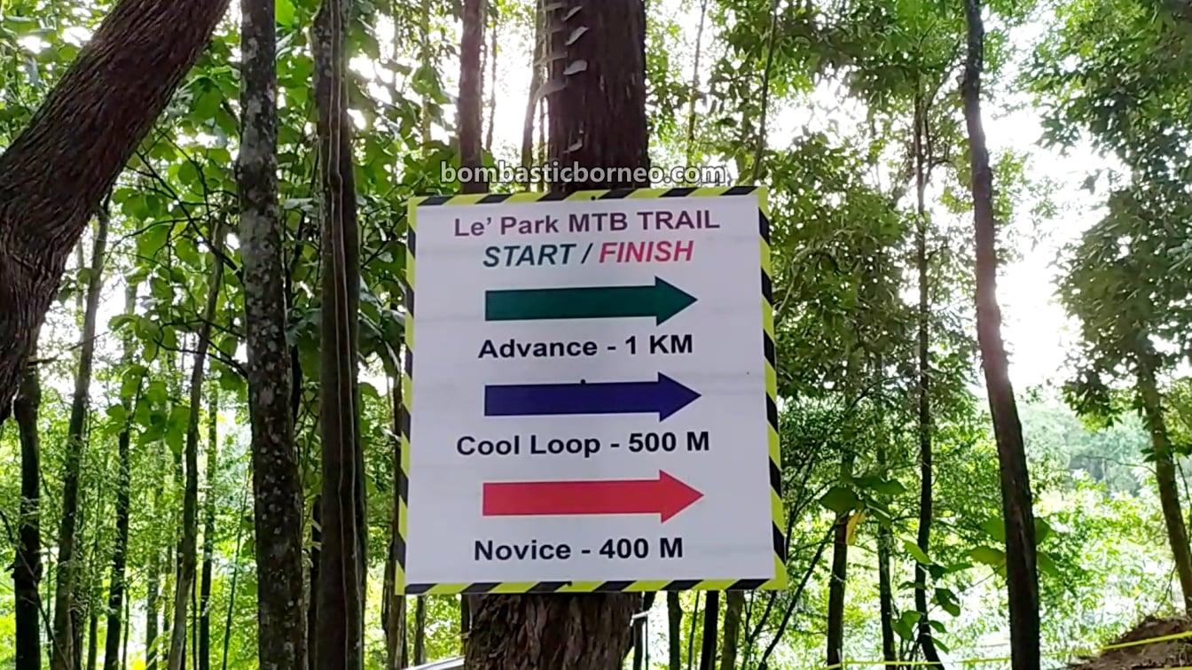mountain bike trails, MTB, Dewan Suarah Kuching, Le'Park Kuching, biking, outdoor, exercise, sports, tempat senaman, Sarawak, Malaysia, Travel local, 马来西亚砂拉越, 古晋跑步运动, 越野自行车道