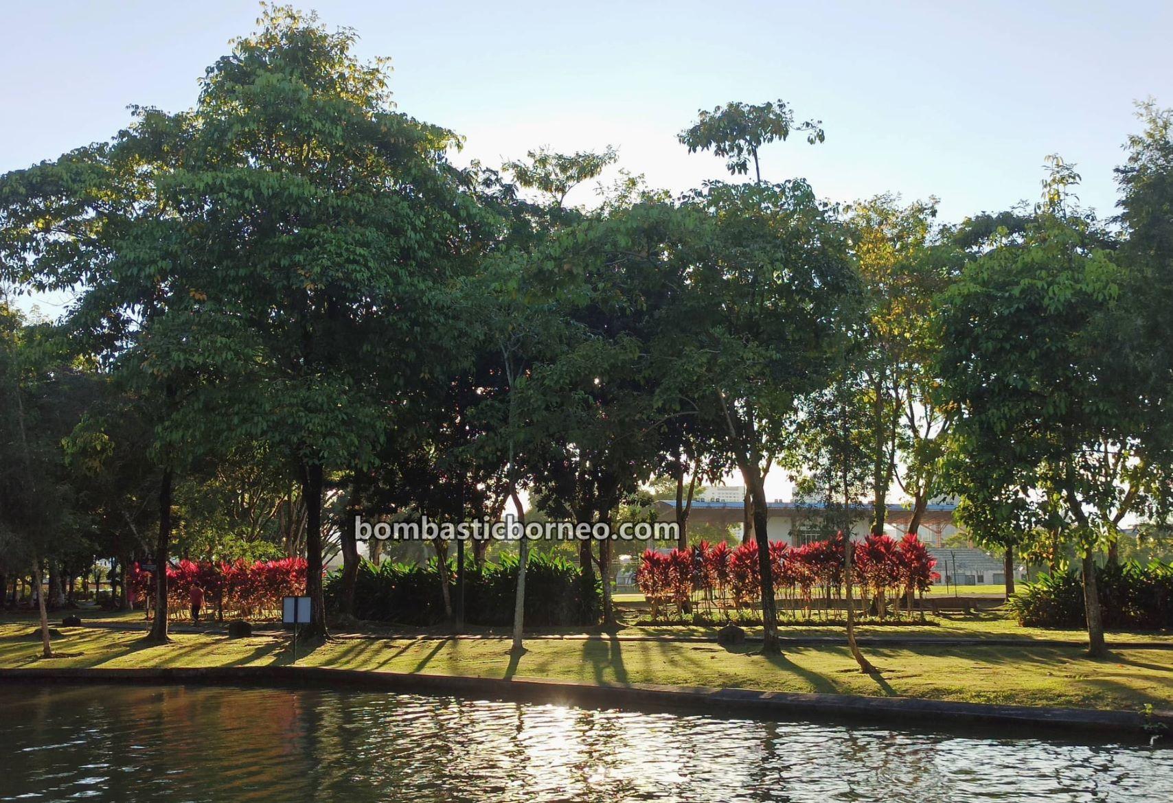 Kuching South City Council, garden, recreational park, jogging, outdoor, exercise, destination, Sarawak, Malaysia, Tourism, tourist attraction, travel local, 婆罗洲砂拉越游踪, 古晋南市公园, 跑步运动旅游景点